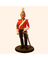 Sqn80 081 Sergeant Lothian and Berwickshire Yeomanry circa 1897 Painted