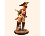 Sqn80 082 French Line Dragoon 1812 Retreat from Moscow Painted
