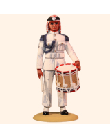 T54 625 Drummer The Arab Legion Painted