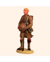 T54 629 Scottish Regiment Private Painted