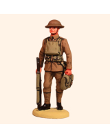 T54 630 British Infantry Private Painted
