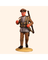 T54 631 British Infantry Private Winter Painted