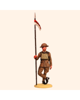 T54 633 British Cavalry Trooper Painted