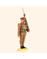 T54 638 British Infantryman Painted