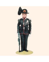 T54 S12 T.S. Guardsman Norwegian Foot Guard Full Dress Painted