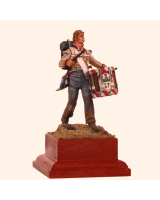 ToL 004 – Drummer The 27th Foot – Size 54mm Painted