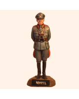 ToL 016 – General Feldmarschall Erwin Rommel – Size 75-80mm Painted
