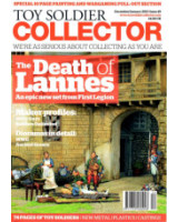 Toy Soldier Collector Issue 49 The death of Lannes