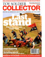 Toy Soldier Collector Issue 50 Last Stand, King and Countr's New Custers range