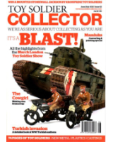 Toy Soldier Collector Issue 52 It´s A Blast