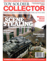 Toy Soldier Collector Issue 54 TM Terrain's Scene stealing