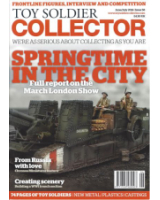 Toy Soldier Collector Magazine Issue 58 Springtime in the City