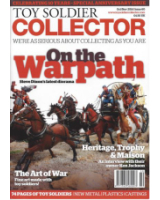 Toy Soldier Collector Magazine Issue 60 On the Warpath