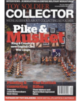 Toy Soldier Collector Magazine Issue 61 Pike & Musket King & Country's new