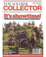 Toy Soldier Collector Magazine Issue 62 It's Showtime! All the news