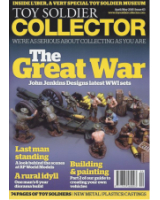Toy Soldier Collector Magazine Issue 63 The Geat War, John Jenkins
