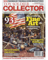 Toy Soldier Collector Magazine Issue 64 Recreating Fine Art The ACW Dioramas