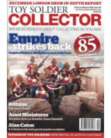 Toy Soldier Collector Magazine Issue 68 Alan Caton - A tribute to the late great master sculptor