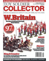 Toy Soldier Collector Magazine Issue 72 W.Britain, We take a look through their history