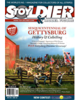 Toy Soldier and Model Figure Magazine Issue 182 Sesquicentennial of Gettysburg