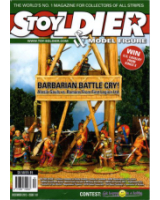 Toy Soldier and Model Figure Magazine Issue 187 Barbarian Battle Cry