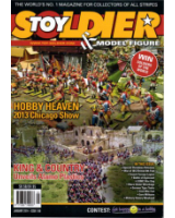 Toy Soldier and Model Figure Magazine Issue 188 King and Country Unveils Alamo Plastic