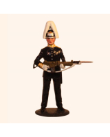 1004 Toy Soldier Set Foot Guard Full Dress Painted