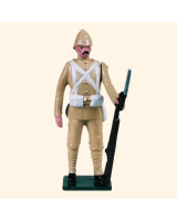 503 Toy Soldier Set Private British Infantry Boer War Painted