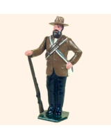 504 Toy Soldier Set Boer Sharp Shoter Painted