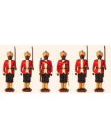 070 Toy Soldiers Set 8th Madras Native Infantry 1890 Painted