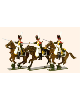 714 Toy Soldiers Set French Line Dragoons Elite Company Painted