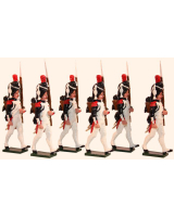 770 Toy Soldiers Set French Grenadiers of the Guard Painted