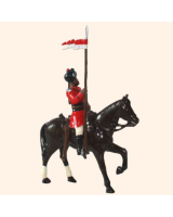 ToL 037 - M212 Toy Soldiers Set Trooper 4th Bengal Lancers 1900 Painted