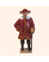 Toy Soldier Set King Gustav Adolf II Painted