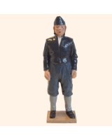 Toy Soldier Set Sailor Painted