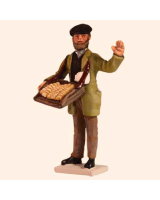 V07 T.S. Ginger Cake Seller Painted