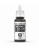 AV Vallejo Model Color VAL822 - German Cam Black Brown - Paint