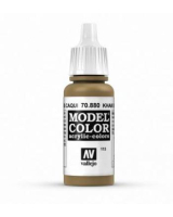 AV Vallejo Model Color VAL880 - Khaki Grey - Paint