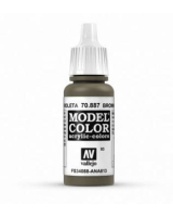 AV Vallejo Model Color VAL887 - Brown Violet - Paint