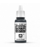AV Vallejo Model Color VAL898 - Dark Sea Blue - Paint
