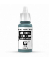 AV Vallejo Model Color VAL903 - Intermediate Blue - Paint