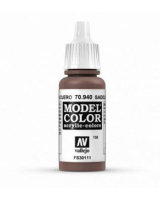 AV Vallejo Model Color VAL940 - Saddle Brown - Paint