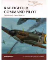 Osprey Publishing Warrior 164 Raf Fighter Command Pilot