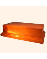 B-018 Wooden Base/ Plinth 10,0/12,0 x 17,50/19,50 Cm