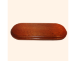 B-024 Wooden Base/ Plinth 23,5 x 7,8cm