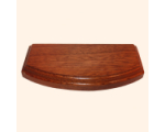 B-025 Wooden Base/ Plinth 16,0 x 7,0Cm