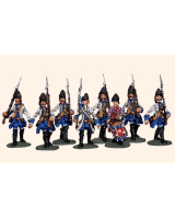 DWIP3 T.S Willie Box Piedmontese Grenadiers Kit