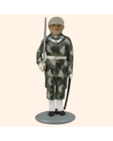 AL54 24 T.S. Officer Palace Guard M90 Painted