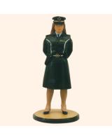 AL90 13 T.S. Police Officer Painted
