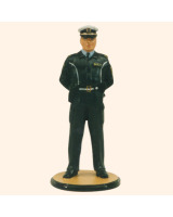 AL90 14 T.S. Police Officer Painted